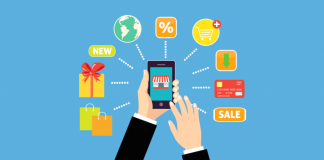 e-commerce mobile italia