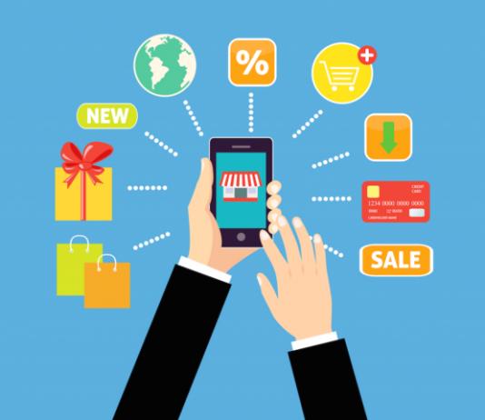 e-commerce mobile italia