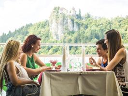 pranzo in vacanza