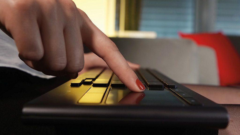 migliore tastiera wireless per smart tv